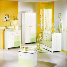 Awesome Couleur Jaune Chambre Bebe Images - Design Trends 2017 ...