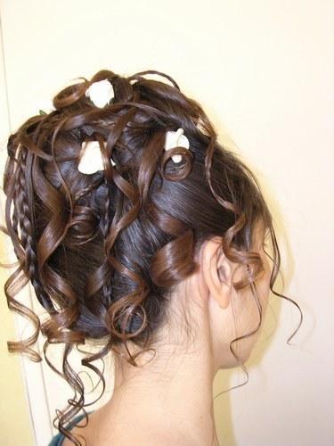 faire coiffure