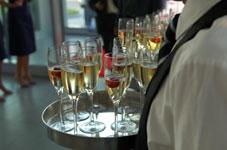 Champagne, alcool fort ou jus de fruits...