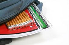 Cartable, crayons, cahiers... En route pour la rentrée !
