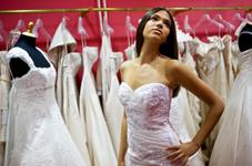 Se marier en blanc?