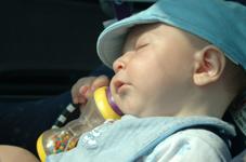 Préservez votre bébé des petits bobos de l'été...