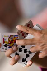 Faire venir un magicien pour le plaisir de tous...