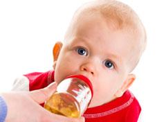 Les boissons sucrées sont à bannir chez un enfant!