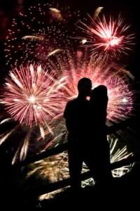 Un feu d'artifice permet de rendre ce moment inoubliable !