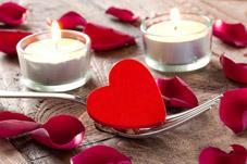Un repas en amoureux pour la Saint Valentin ?
