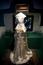 Où cacher sa robe avant le mariage ?