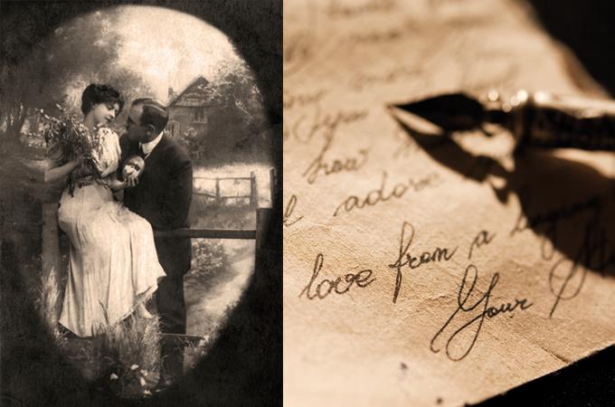 Histoire faire-part mariage
