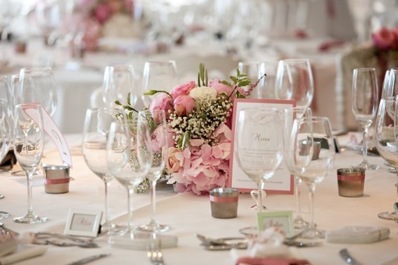 Comment r ussir sa d coration mariage en 2015 bonheur for Decoration de la table