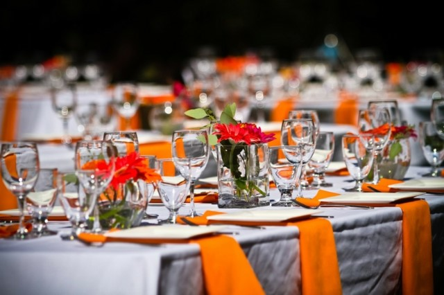 table de mariage 2015