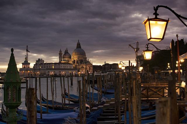 Venise la ville des amoureux