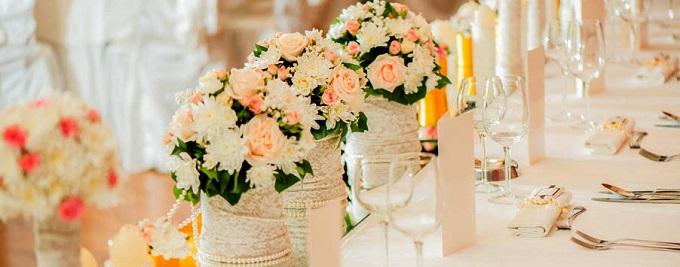 décoration de table tendance