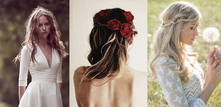coiffure mariée naturelle
