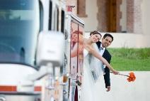Louer un bus pour assurer les déplacements de vos invités...
