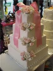 Le wedding cake daphné de chez weddingcakesavenue.fr