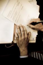 Ecrire sa lettre d'intention