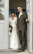 Se marier après avoir fait un enfant : une situation devenue courante !