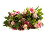 Un bouquet gerbe...
