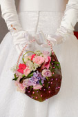 Un bouquet sac à main