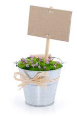 Un cadeau qui sert aussi de marque-place : joindre l'utile à l'agréable !
