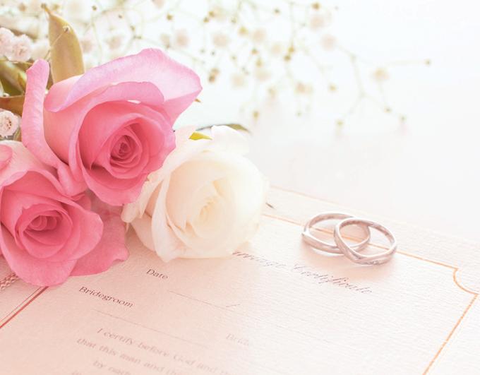 carte de voeux de mariage Renouveler ses vœux de mariage ou l'art de se redire « je t'aime