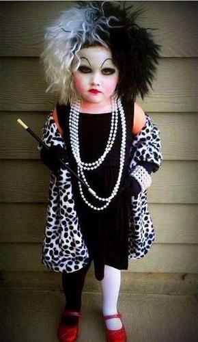 Halloween Cruella
