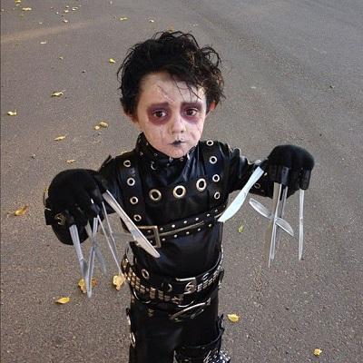 Halloween Edward